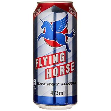 Globalbev Flying Horse Energético, 473ml