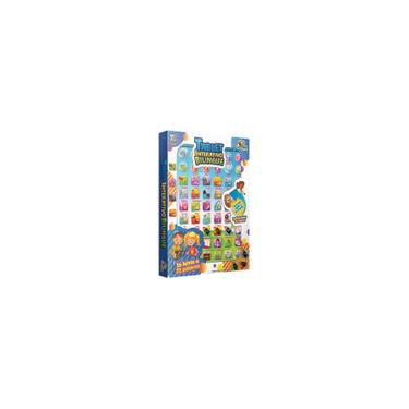 Imagem de Brinquedo Tablet infantil Interativo bilíngue versão 3