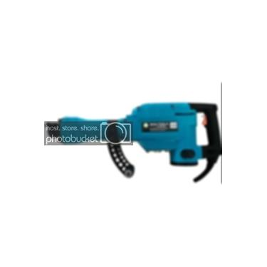Martelete Rompedor/Demolidor 16kg 1500w STHM1306 Siga Tools