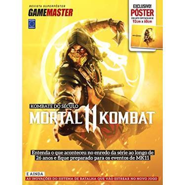 Revista Superpôster - Mortal Kombat 11