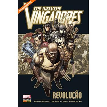 Os Novos Vingadores - Revolução - Yu,leinil Francis - 9788565484831