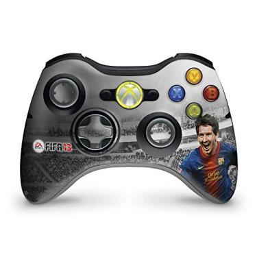 Skin Adesivo Para Xbox 360 Controle - Fifa 13