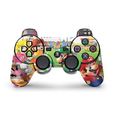 Skin Adesivo para PS3 Controle - Mario Party