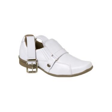 Sapato Social Classic com Cinto Infantil Menino Redmax B930