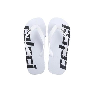 Chinelo Masculino Logos Branco Colcci 8060100738
