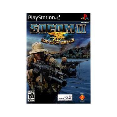 Jogo Socom 2 - PS2