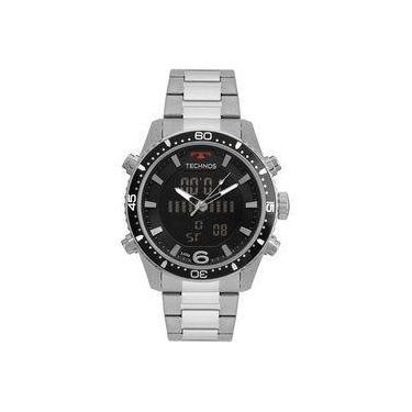 9760dbeb21028 Relógio de Pulso Masculino Technos Analógico Digital Submarino ...