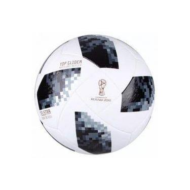 bb025139b Bola Futebol Top Glider Tell Star Copa 2018