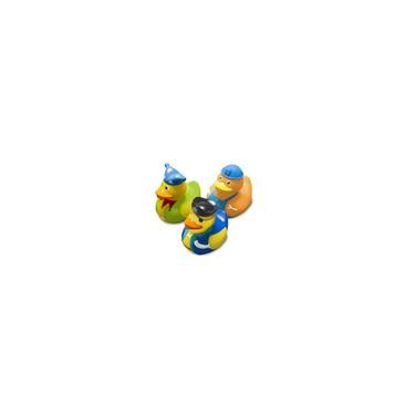 Imagem de Brinquedo Para Banho Patinhos De Fantasia Comtac 4088