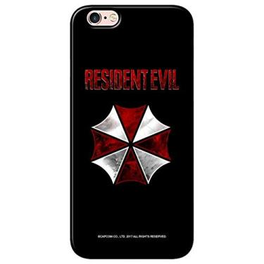 Capa Personalizada Apple iPhone 6 6S - Resident Evil Umbrella Corporation - RD04