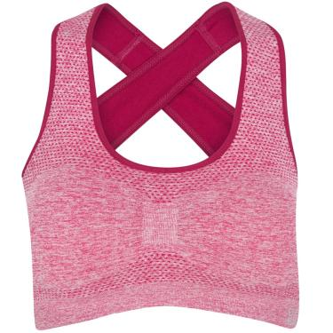 Top Fitness com Bojo Oxer Seamless Cross Straps - Adulto Oxer Feminino