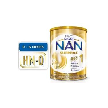 Leite Nan Supreme 800g Nestle