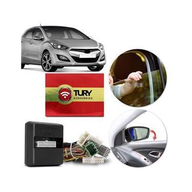 Módulo Vidro Elétrico Hyundai I30 13 a 15 4 Portas Antiesmagamento Tury Park 4.2.4 BD Plug and Play