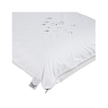 Imagem de Capa para Travesseiro Infantil com Zíper Plumasul 180 Fios 30x40 cm