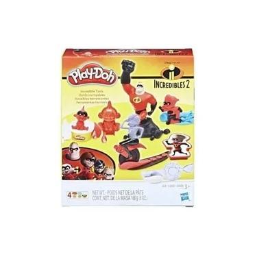 Imagem de Massinha Play-doh Os Incríveis 2 - Hasbro