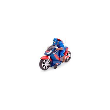 Imagem de Super Moto Capitão América -Os Vingadores Veículo de Fricção - Toyng