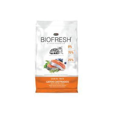 Ração Biofresh gatos castrados 7,5 Kg