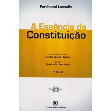 A Essência da Constituição - Ferdinand Lassalle - 9788579871832