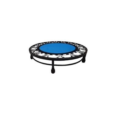 Cama Elástica Mini Jump Profissional 32 Molas Azul