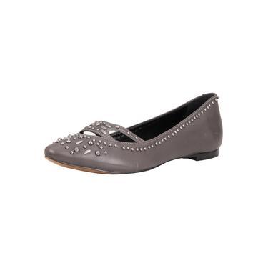 Sapatilha My Shoes Com Adorno