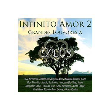 CD Infinito Amor 2 - Gospel