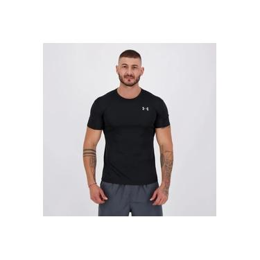 Camiseta Under Armour Speed Stride SS Preta