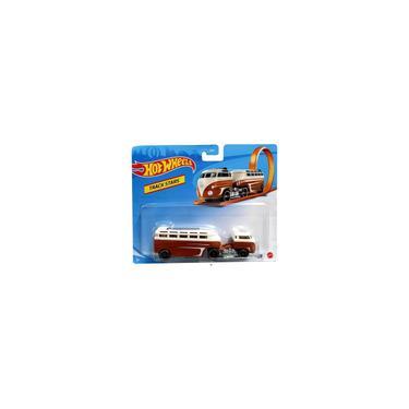 Imagem de Hot Wheels Caminhão - Custom Volkswagen Hauler - Mattel