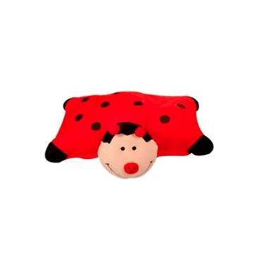 Imagem de Travesseiro de Pelúcia Joaninha - Kitstar