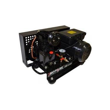 Compressor De Ar Direto Motomil Cmi-3,0ad - Oleo Motor Bivolt
