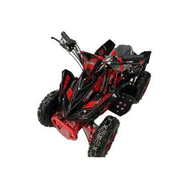 Quadriciclo Infantil 49cc A Gasolina