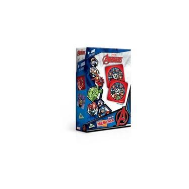 Imagem de Jogo da Memória - Os Vingadores - Toyster