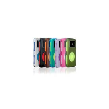 Capa de Silicone iSkin Duo para iPod Nano 1a Ger. - iSkin