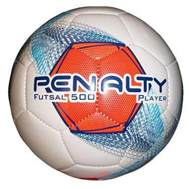 f321a20313 Bola de Futsal Player 500 VIII Costurada - Penalty