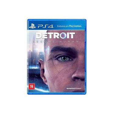 Game Detroit Become Human (Nacional Dublado em Português) PS4