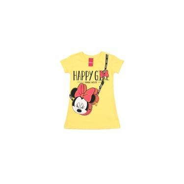 Vestido Baby Feminino Minnie Mouse