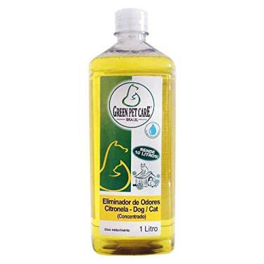 Elim.Odores Citronela 1lt Concentrado Green Pet Care