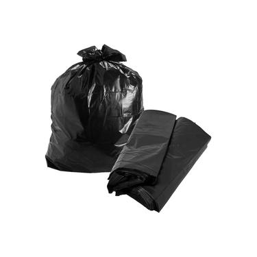 Saco De Lixo 40 Litros 100Un 53X70Cm Intermediário