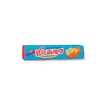Biscoito De Doce De Leite Passatempo 130g Nestle