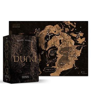 Imagem de Box Duna: Primeira Trilogia + Mapa Arrakis