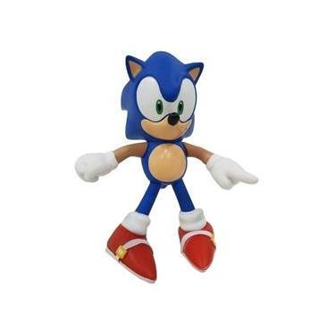 Boneco Sonic Grande Super Size Figure Collection 20 Cm