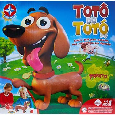 Jogo Totó Do Totó Brinquedos Estrela Multicor