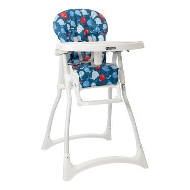 Cadeira de Alimentação Burigotto Merenda - Passarinho Azul