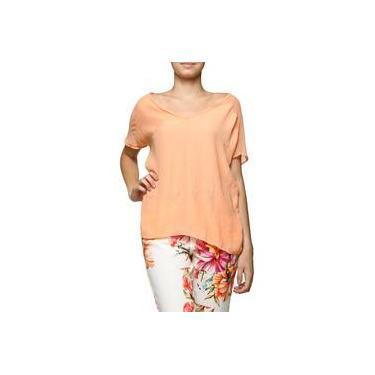 Blusa Espaço Fashion Cetim