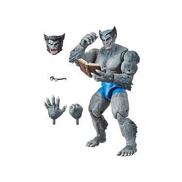 Boneco Hasbro Marvel Legends Retro X-Men - Fera