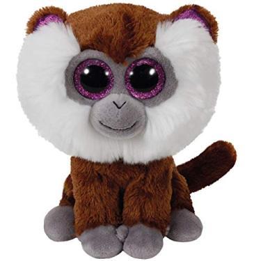 Imagem de Macaco Tamoo Pelúcia TY Beanie Boos Beaks 15cm Original