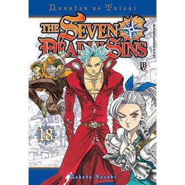 The Seven Deadly Sins - Volume 18 - Nakaba Suzuki - 9788545702139