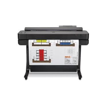 "Impressora plotter 36"" Designjet T650 5HB10A HP CX 1 UN"
