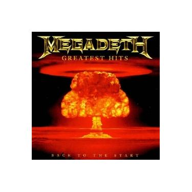 Megadeth Greatest Hits Back To The Start - CD Rock