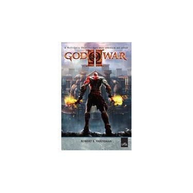 God Of War 2 - Vardeman, Robert E. - 9788580447705