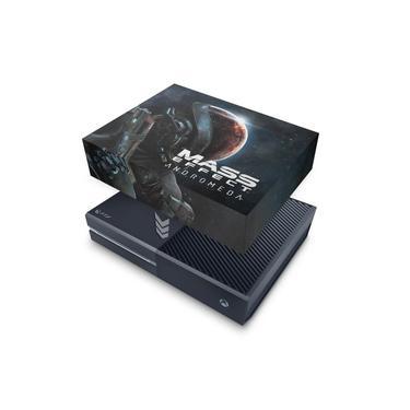 Capa Anti Poeira para Xbox One Fat - Mass Effect: Andromeda